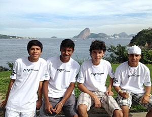 vencedores do Pnera 6 e 7  (Foto: Divulgação)