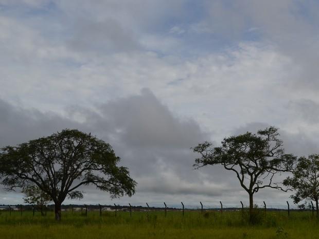 Pancadas de chuva podem cair em todo Cone Sul de Rondônia nesta quarta-feira, 6 (Foto: Jonatas Boni/G1)