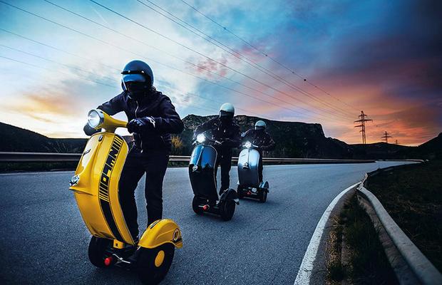 Zero-Scooter (Bel & Bel) (Foto: Divulgação)