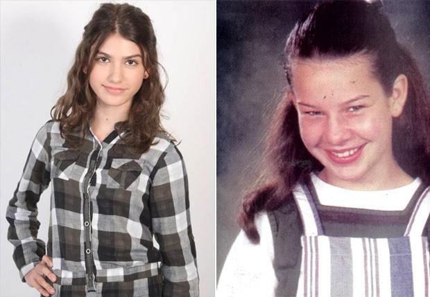 MILI: Giovanna Grigio, de 15 anos, fará a personagem que foi interpretada por Fernanda Souza (Foto: Reprodução)
