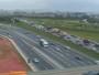 SP - 17h: Rodovia Ayrton Senna tem 7 km de filas no sentido Capital