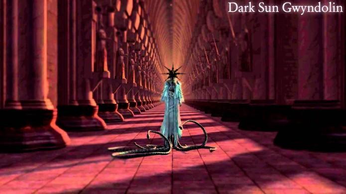 Dark Sun Gwyndolin (Foto: Reprodução/Youtube)