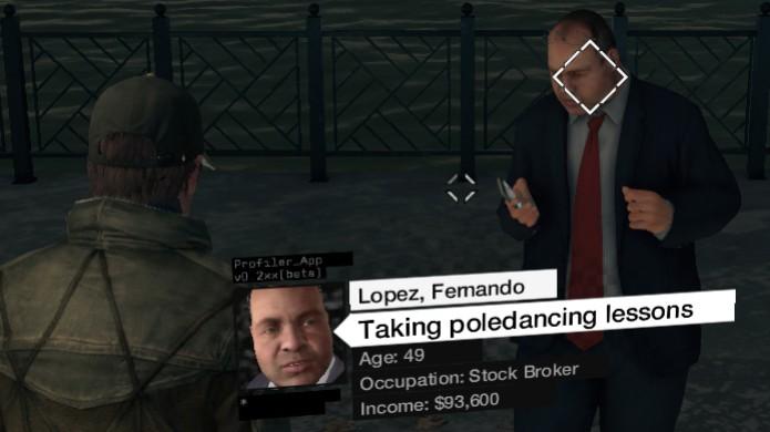 Fernando Lopez em breve será um especialista em pole dancing (Foto: Kotaku) (Foto: Fernando Lopez em breve será um especialista em pole dancing (Foto: Kotaku))
