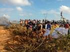 Índios bloqueiam trechos de rodovias federais no interior de Alagoas