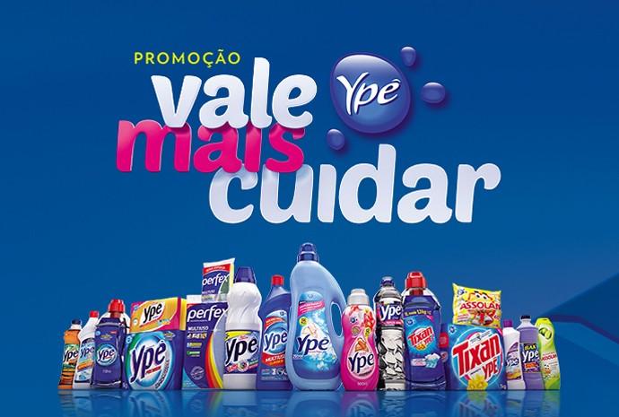 Confira os prêmios da Promoção Ypê Vale Mais Cuidar (Foto: Divulgação) (Foto: Divulgação)