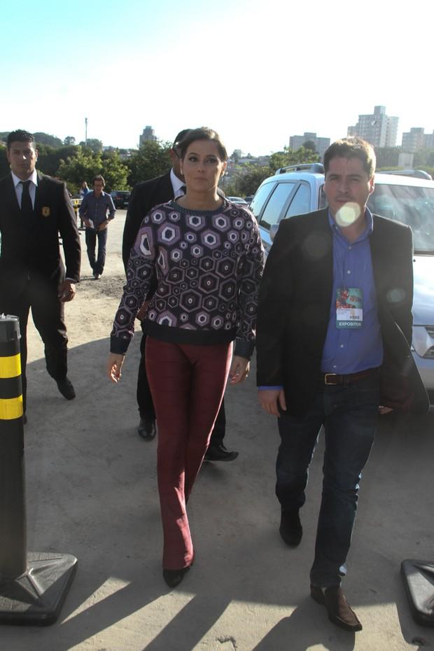 Deborah Secco (Foto: Amauri Nehn/Photo Rio News)