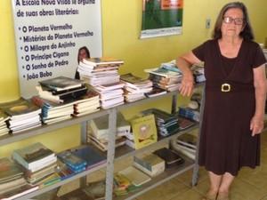 Aposentada faz empréstimo de R$ 10 mil para salvar árvore em Goianira 6 (Foto: Sílvio Túlio/G1)