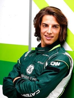 Roberto Merhi, Piloto (Foto: Divulgação / Site Oficial)