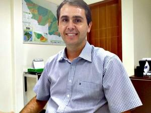 Prefeito Marcus Alexandre (Foto: Veriana Ribeiro/G1)