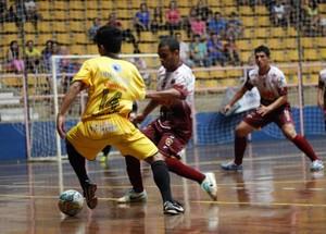 Copa TV TEM de Futsal São José do Rio Preto x Neves Paulista (Foto: Rainier Moura / Made in 360)