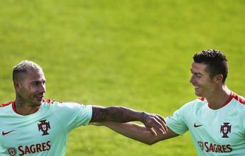 CR7 volta a Portugal para tentar levar campeões europeus à Copa da Rússia