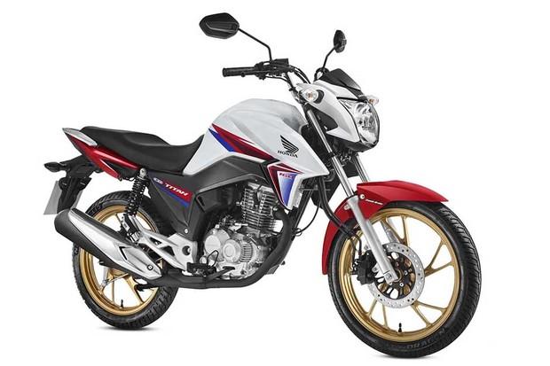 Honda CG 160 Edição Especial 2016 (Foto: Divulgação)