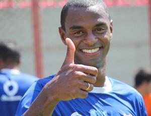 Renê Junior, do Mogi Mirim (Foto: Divulgação / Mogi Mirim)