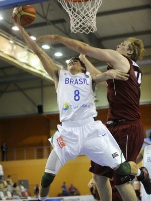 Jogador de basquete Raul Togni Raulzinho (Foto: Arquivo Pessoal)