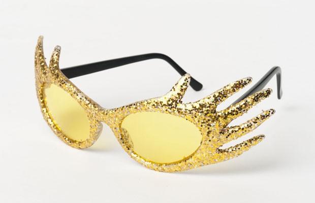Óculos (anônimo), acervo de Elio Fiorucci (Foto: divulgação)