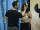Vanessa Gerbelli arrasa na técnica, mas professor exige: 'Quero caras e bocas'