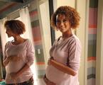 Taís Araújo está grávida de seis meses | TV Globo