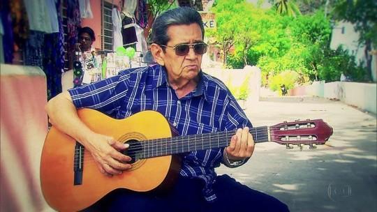 Morre em Olinda o cantor Expedito Baracho