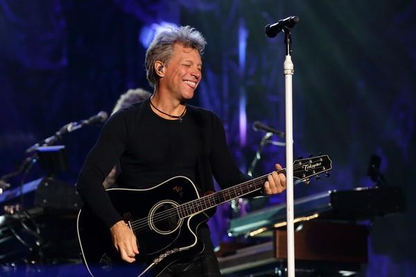O cantor Jon Bon Jovi (Foto: Getty Images)