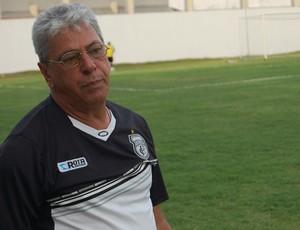Sérgio Cosme, técnico do Treze (Foto: Richardson Gray / Globoesporte.com/pb)
