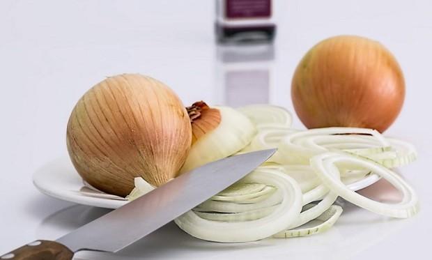 Cebola - cebolas - corte - tempero (Foto: Pexels)