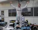 Rosberg, vitória e alívio no Mundial