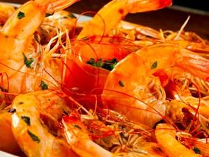 Camarão é prato finalista por Cabo Frio (Foto: Divulgação / Fair Play)