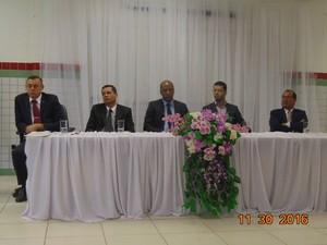 diplomação, prefeitos, município, amapá (Foto: Divulgação/TRE)