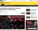 BBC: Mourinho vai substituir Van Gaal no comando do Manchester United