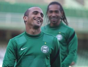Gil Coritiba treino (Foto: Divulgação / Site oficial do Coritiba)