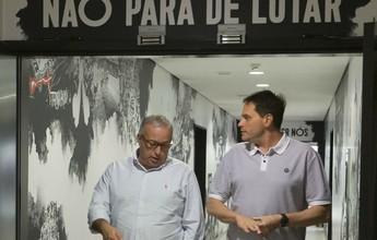 Corinthians prepara anúncio de novo diretor; jornalista deve receber convite
