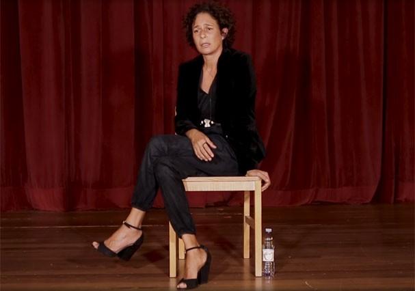 Andréa Beltrão (Foto: Reprodução/UOL)