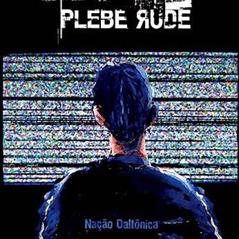 """Capa de """"Nação daltônica"""", álbum da Plebe Rude (Foto: Reprodução)"""