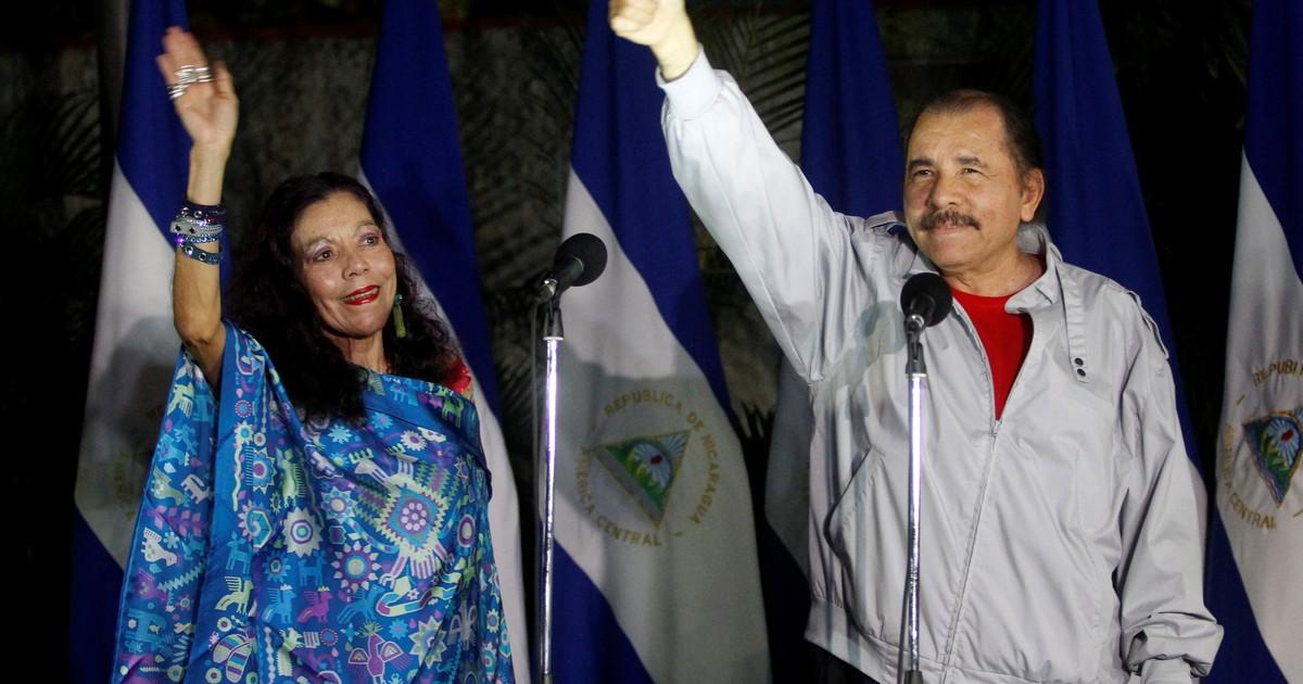 Daniel Ortega é reeleito com vitória arrasadora em eleição da Nicarágua