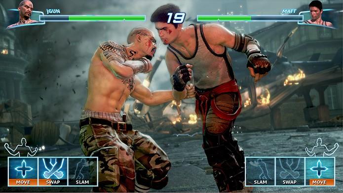 Game de luta da Ubisoft é um dos piores do Xbox One (Foto: Divulgação/Ubisoft)