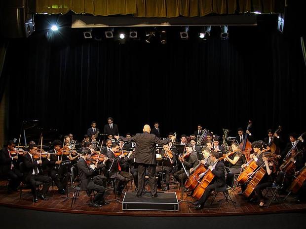 Escola de Música UFRN (Foto: UFRN)