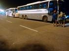 Ônibus público de Limeira é usado em excursão particular, diz denúncia