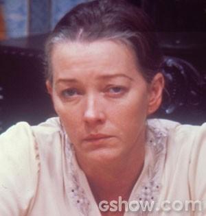 Lilian Lemmertz, mãe de Julia, em 'Baila Comigo' (Foto: (Foto: Cedoc/TV Globo))