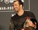 Rockhold deve fazer revanche contra Weidman, mas diz que prefere Belfort