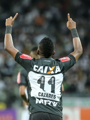 Cazares, meia do Atlético-MG (Foto: Bruno Cantini / Atlético-MG)