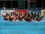 Para agradar árbitros e ir à final, nado aposta em Carnaval, Ivete e Amazônia