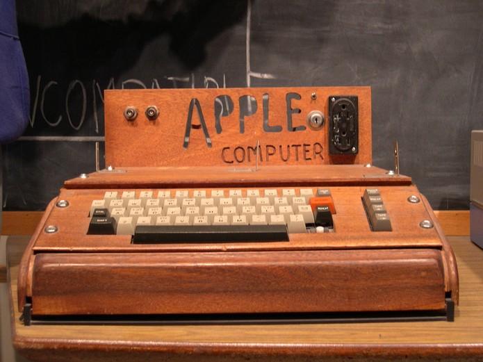 Computador da Apple (Foto: Reprodução)
