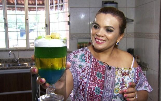 Os amantes de sobremesas vão poder aprender uma receita criativa (Foto: Amazônia em Revista)