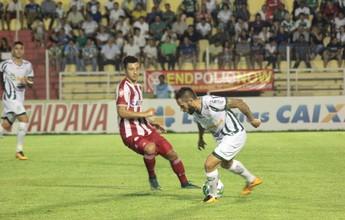 Com falha de goleiro, Luverdense vira e encerra série vitoriosa do Náutico
