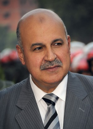 O vice-presidente egípcio Mahmoud Mekki (Foto: AFP)