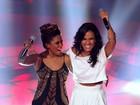 Ju Moraes se junta a Maria Christina e Liah Soares na grande final do The Voice