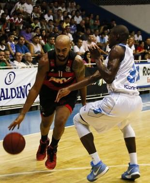 Flamengo x Rio Claro, NBB 2015/16, basquete (Foto:  Alex Tavares/LNB)