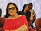 Laura Cardoso quer distância das fofoqueiras, as 'Dorotéias' da vida real