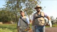 Agentes mostram erros comuns no combate à dengue