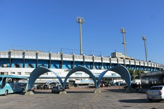Estádio Olímpico, do Grêmio (Foto: Diego Guichard)